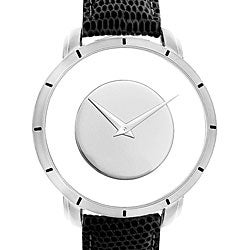 Akribos XXIV Spacely Unisex Floating Quartz Watch