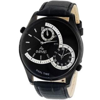 August Steiner Dual Time Men's Watch