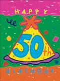 Happy 50th Birthday (Hardcover)