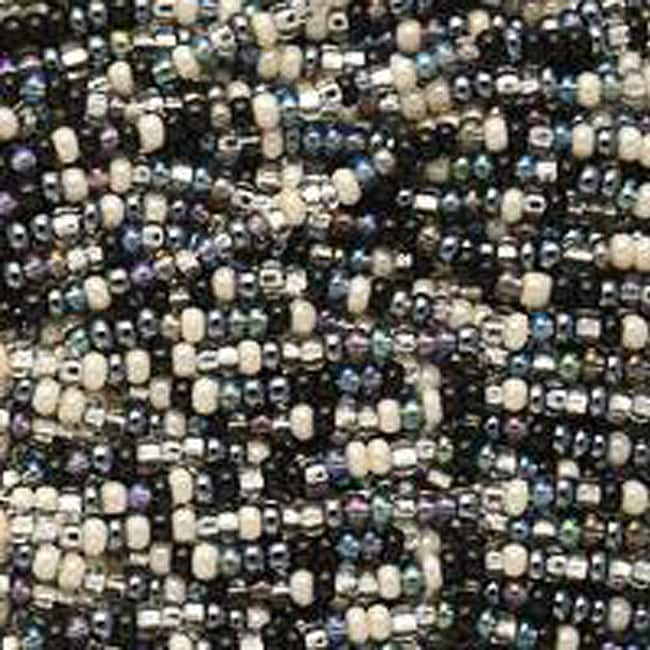 Beadaholique Czech 11/0 Top Hat Mix Seed Beads (Case of 4000)
