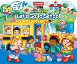 Let's Go to School (Board book)