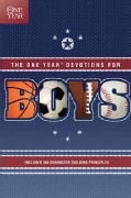 The One Year Devotions for Boys (Paperback)
