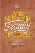 Josh McDowell's One Year Book of Family Devotions (Paperback)