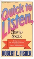 Quick to Listen, Slow to Speak (Paperback)