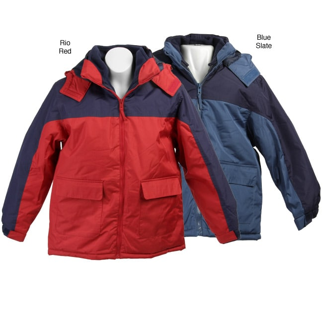 Lee Boy's 3-in-1 Systems Jacket