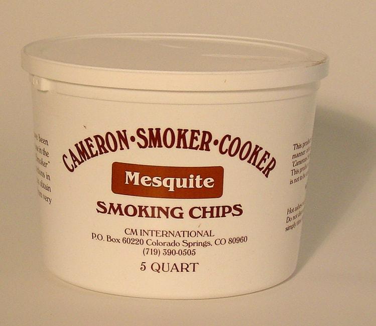 Camerons Five-quart Smoking Woodchips