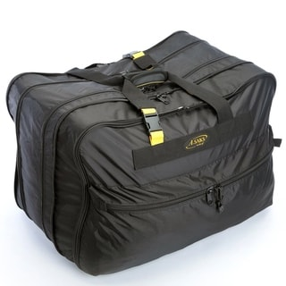 A.Saks 26-inch Lightweight Travel Duffel Bag