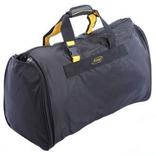 A.Saks Expandable Carry-on Duffle