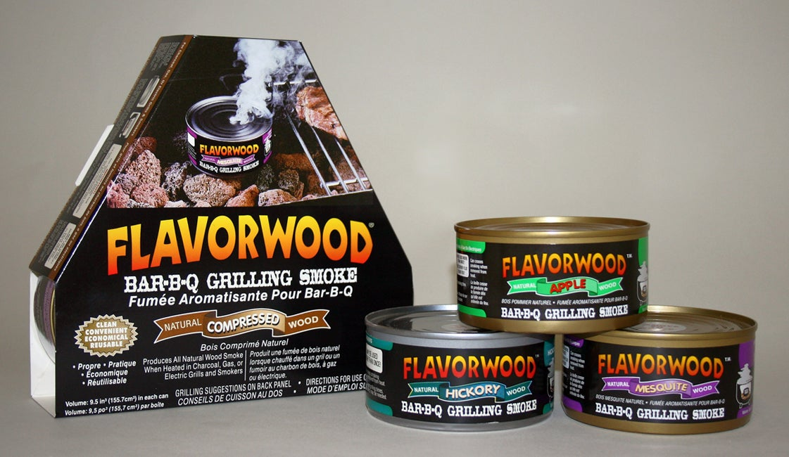 Flavorwood Grilling Smoke (Pack of 3)