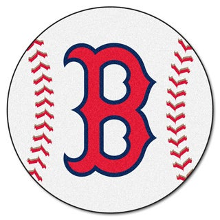 Boston Red Sox Baseball 27-inch Mat