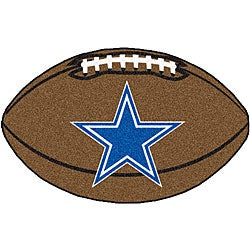 Dallas Cowboys 22x35 Football Mat
