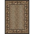 Virginia Leopard Area Rug (3'3 x 4'11)