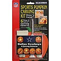 Dallas Cowboys Sports Pumpkin Carving Kit