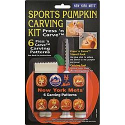 New York Mets Pumpkin Carving Kit
