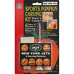 New York Jets Pumpkin Carving Kit