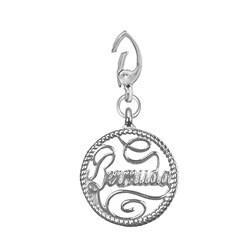 Sterling Silver 'Bermuda' Charm