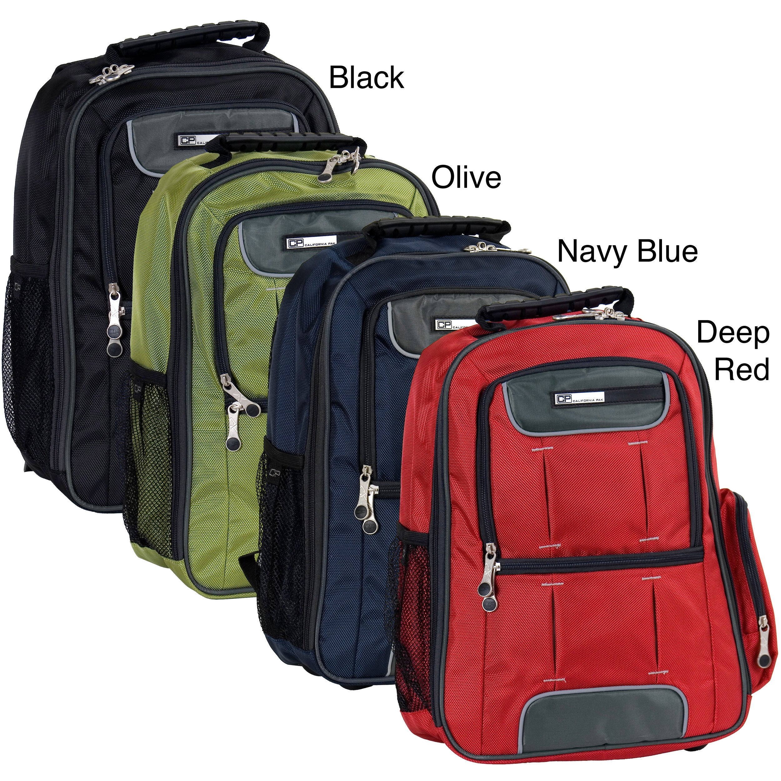 CalPak CalPak Orbit 18-inch Deluxe Laptop Backpack