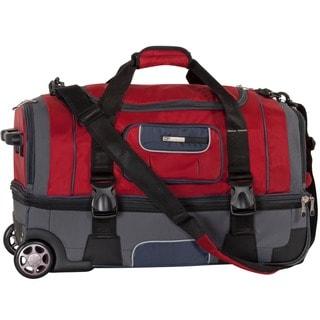 CalPak Nitro 26-inch Deluxe Rolling Upright Duffel Bag