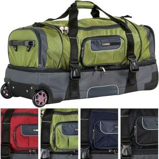 CalPak Nitro 32-inch Deluxe Rolling Upright Duffel Bag