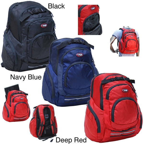 CalPak Rocket 18-inch Deluxe Laptop Backpack