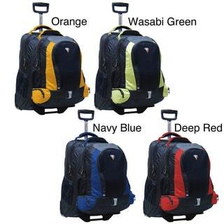 CalPak Diplomat 21-inch Rolling Backpack