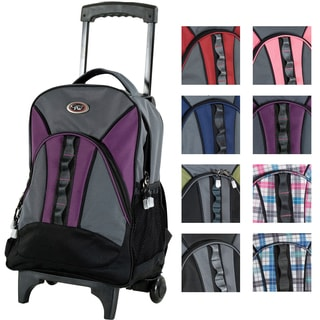 CalPak Grand Stand Unisex 17-inch Lightweight Rolling Sport Backpack