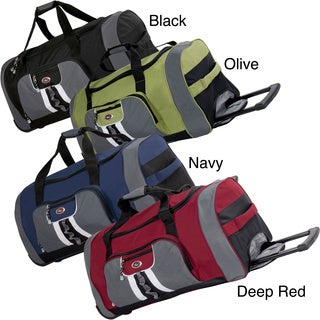 CalPak Hollywood 31-inch Rolling Upright Duffel Bag