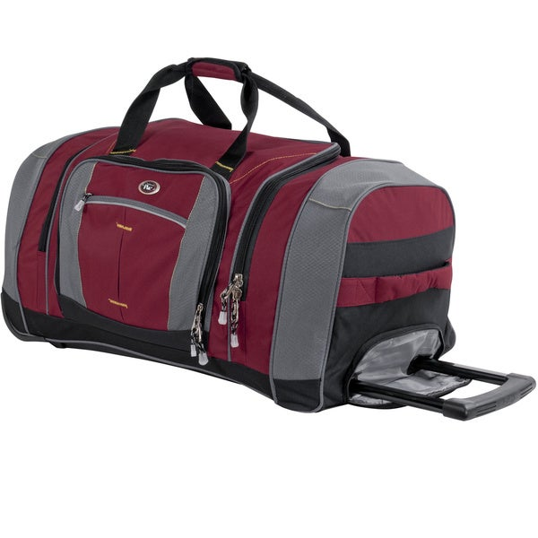 CalPak Silver Lake 31-inch Rolling Upright Duffel Bag