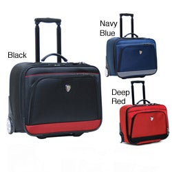CalPak 'Suitor' Rolling Carry On 16-inch Laptop Overnighter