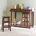 Belmeade 3-piece Breakfast Island Bench / Coffee Table