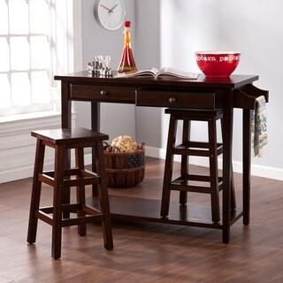 Harper Blvd Belmeade 3-piece Breakfast Island Bench / Coffee Table