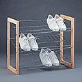 Three-tier Shoe Storage Shelf