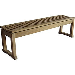 Savannah 5-foot Backless Bench