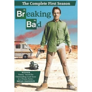 Breaking Bad: The Complete First Season (DVD) 4172091