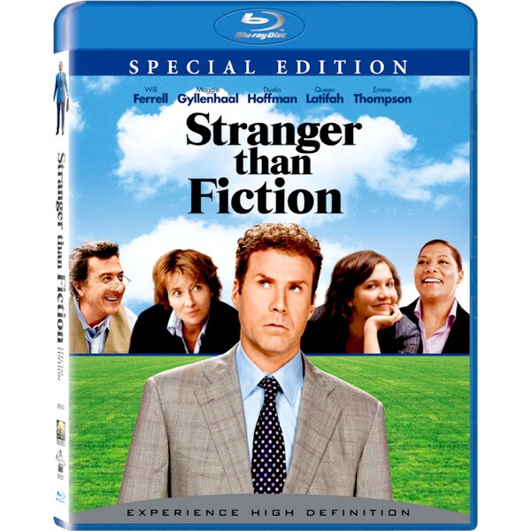 Stranger Than Fiction (Blu-ray Disc) 4172117