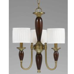 English Manor 3-light Mini Chandelier