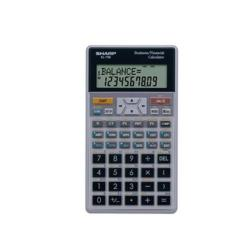 Sharp EL-738C Business/ Financial Calculator