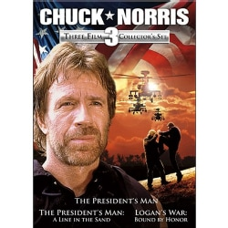 Chuck Norris Three Film Collector's Set (DVD)