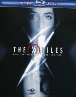 X-Files: I Want To Believe & Fight The Future (Blu-ray Disc)