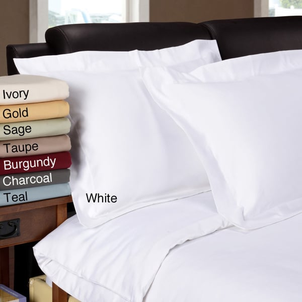 Luxor Treasures Egyptian Cotton 1200 Thread Count 3-piece King/ Cal-King Size Duvet Cover Set in Taupe (As Is Item)