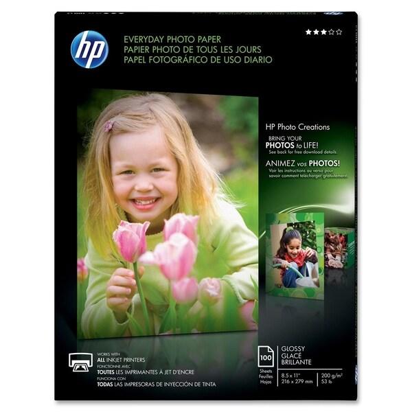 HP Everyday Photo Paper