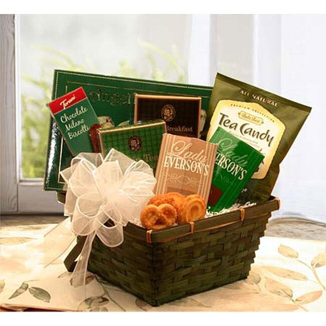 'Time For Tea' Gift Basket