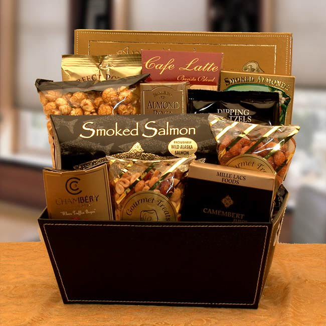 The Metropolitan Gourmet Gift Basket