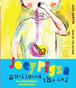 Joey Pigza Swallowed the Key (CD-Audio)