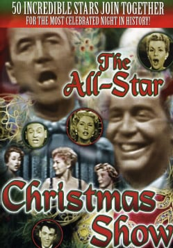 The All-Star Christmas Show (DVD)