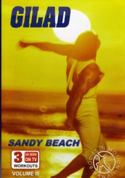 Gilad: Bodies In Motion Sandy Beach Workout (DVD)