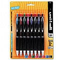 Uni-Ball Signo Gel 207 Roller Ball Pen (Pack of 8)