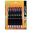 Uni-Ball Signo Gel 207 Roller Ball Pen (Pack of 8)