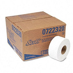 Scott 1-ply Bathroom Tissue Rolls (Pack of 12)