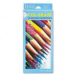 Prismacolor Col-Erase 24-piece Color Pencils